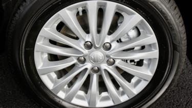MG 5 EV long-range - alloy wheel