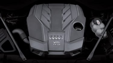 An e-tron plug-in hybrid model is expected soon, using the 3.0-litre V6 TFSI petrol engine