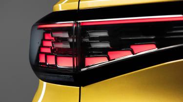 Volkswagen ID.4 SUV rear lights