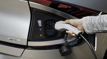 Kia EV6 - charge point