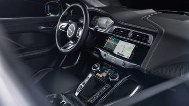2020 Jaguar I-Pace - dashboard