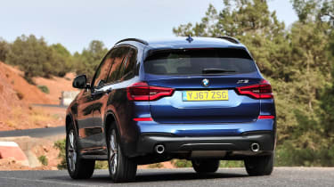 While the 355bhp M40i is currently the fastest, getting from 0-62mph in under five seconds