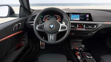 BMW 2 Series Gran Coupe saloon steering wheel