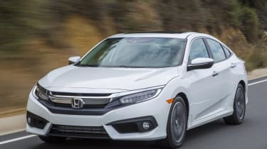 The Honda Civic hatchback is expected to make a big impact on the family car market