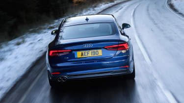 A wide range of advanced engines are available, from a 2.0-litre diesel to a 3.0-litre petrol in the rapid S5