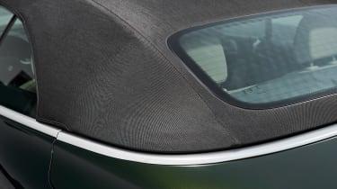 2020 BMW 4 Series Convertible hood