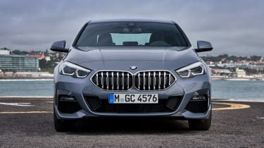 BMW 2 Series Gran Coupe saloon front static