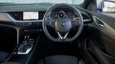 2021 Vauxhall Insignia - interior