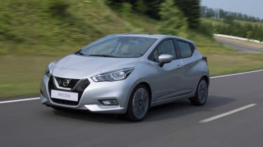 The all-new Nissan Micra has radically sharper styling and should be far better to drive too