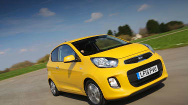 The Kia Picanto is about to be replaced, meaning there's plenty of deals to be had at the moment