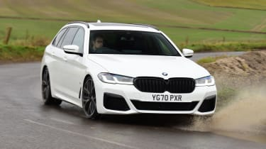 BMW 5 Series Touring