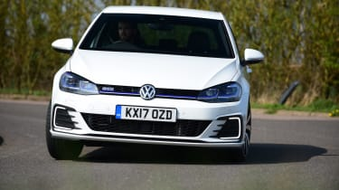 It offers by far the lowest emissions of the VW Golf range