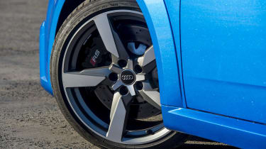 19-inch alloy wheels come as standard, with 20-inch versions offered as an option
