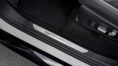 BMW iX5 Hydrogen - door sills
