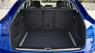 Audi Q5 Sportback SUV boot