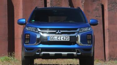 2020 Mitsubishi ASX front