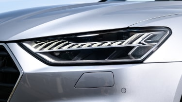 Audi A7 Sportback hatchback headlights