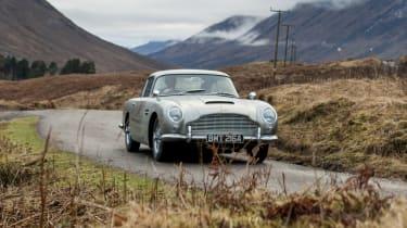Aston Martin DB5 – 007: Goldfinger