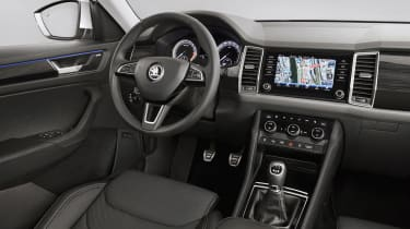 The interior is stylish and all models are well-equipped