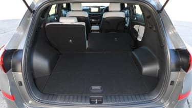 Hyundai Tucson Premium - boot