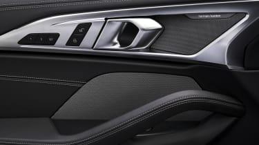 BMW 8 Series door