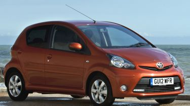 Toyota aygo city car 2013 new specs