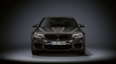 BMW M5 Edition 35 Years static - front