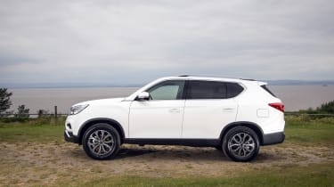 2019 SsangYong Rexton ICE special edition - side view static