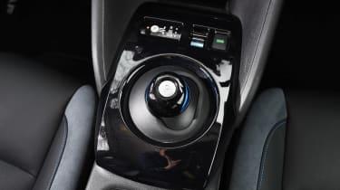 nissan leaf hatchback gear selector