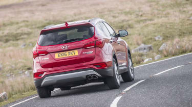 With just two trim levels on offer, even the entry-level model is loaded with kit
