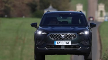 SEAT Tarraco SUV front