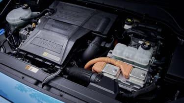 2019 Hyundai Kona Hybrid - engine