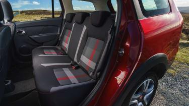 Dacia Logan MCV Stepway Techroad -interior