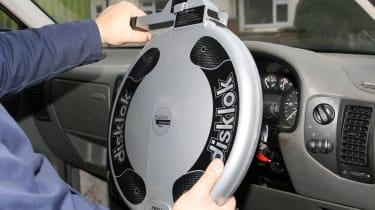 Best steering wheel locks 2021