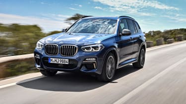 Despite this, the M40i still has an impressively comfortable ride. Considering that it's the sportiest model in the range, this is all the more creditable.