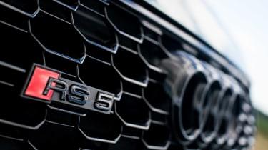 Audi RS5 Sportback grille