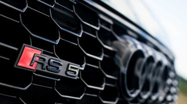 Audi RS5 Sportback grille