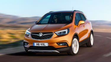 The Vauxhall Mokka X is actually just Vauxhall's name for the facelifted version of the Mokka.