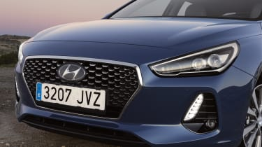 Spent £1,000 on the Visibility Pack and you'll get 17-inch alloys, dual-zone climate control and LED headlights