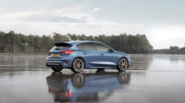 2019 Ford Focus ST - rear three quarter static