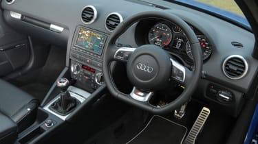 Audi S3 - interior