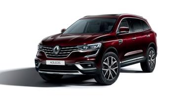 Renault Koleos facelift - front 3/4 studio