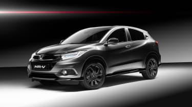 Honda HR-V Sport front