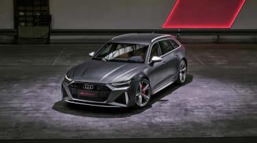 Audi RS6 Avant static