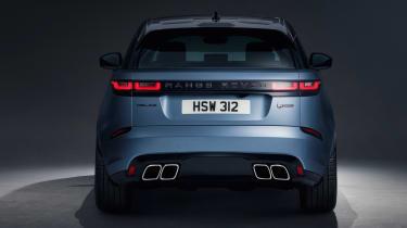 Range Rover Velar SVAutobiography Dynamic Edition  rear studio