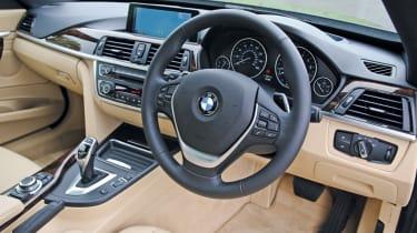 BMW 3 Series Gran Turismo interior