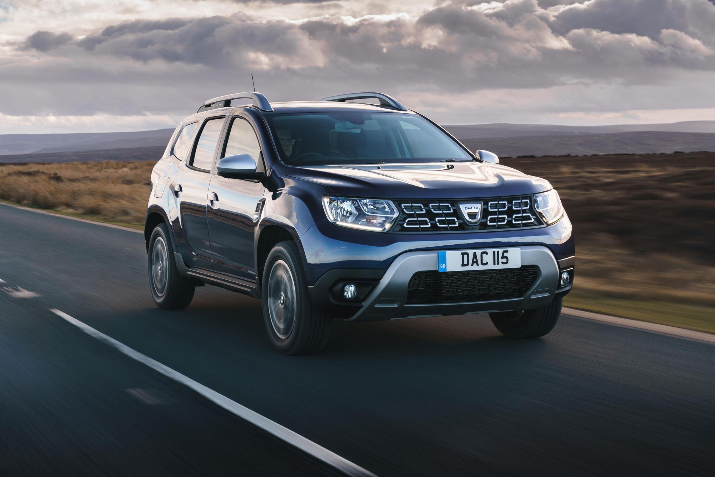 Dacia Duster Prestige review | Carbuyer
