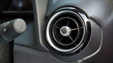Mazda2 air vent