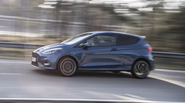 The Ford Fiesta ST is fast and fun, yet still relatively economical