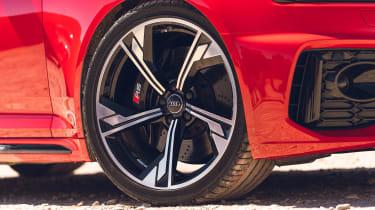 Audi RS4 Avant estate alloy wheels